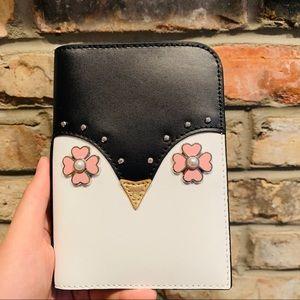 FIRM PRICE Kate spade penguin passport holder